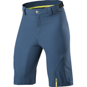 Mavic Crossride Cycling Shorts Men blue